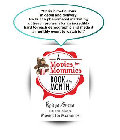 Robyn Greene - CEO and Founder Movies for Mommies