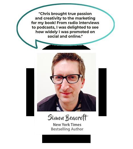 Simon Beecroft - New York Times Bestselling Author